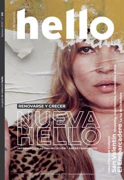 Publicación digital Hello Valencia FEBRERO #216
