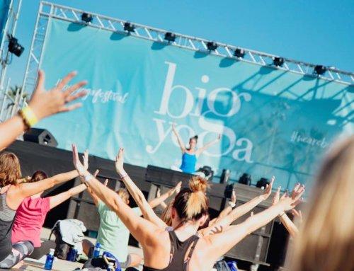 Se acerca el Big Yoga Festival