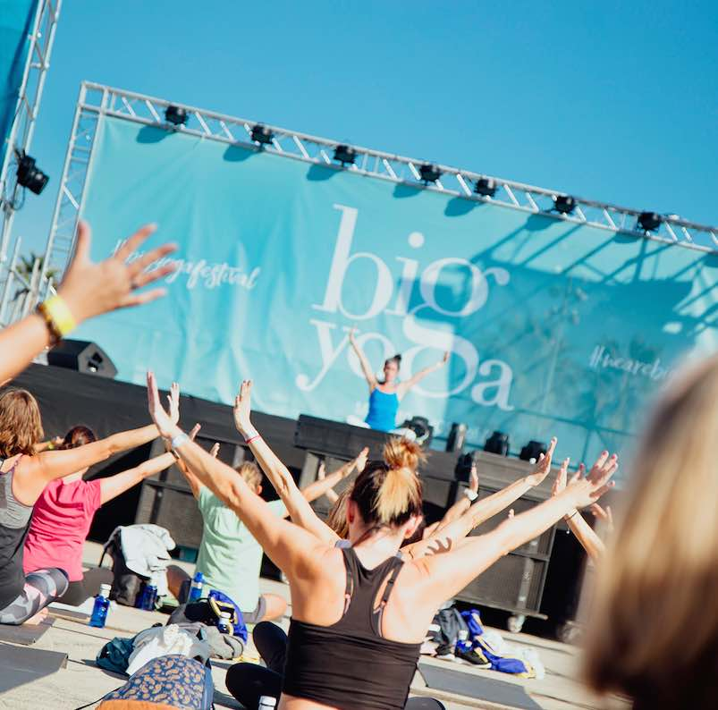 Big Yoga Festival