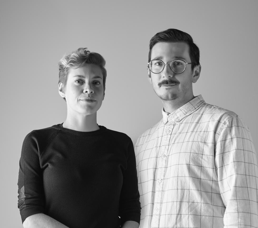 Ramón Arnau y Mariola Reina