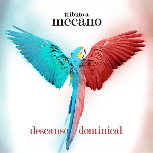 Descanso Dominical. Tributo a Mecano, portada del disco