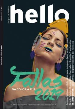 Publicación digital Hello Valencia MARZO #217