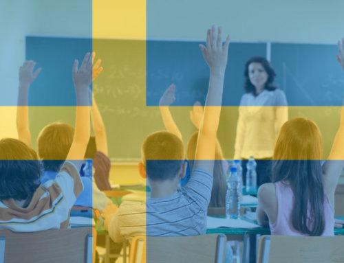 Tú Europa Job: «Profesor/a en Suecia?, Ja, jag vill ha det»