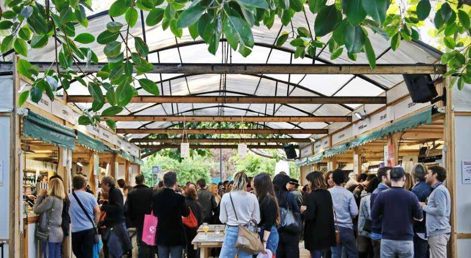 Los amantes de la cocina y el buen vino podrán disfrutar de la 31 Mostra Proava durante los días 25 y 29 de abril en los Jardines del Túria.