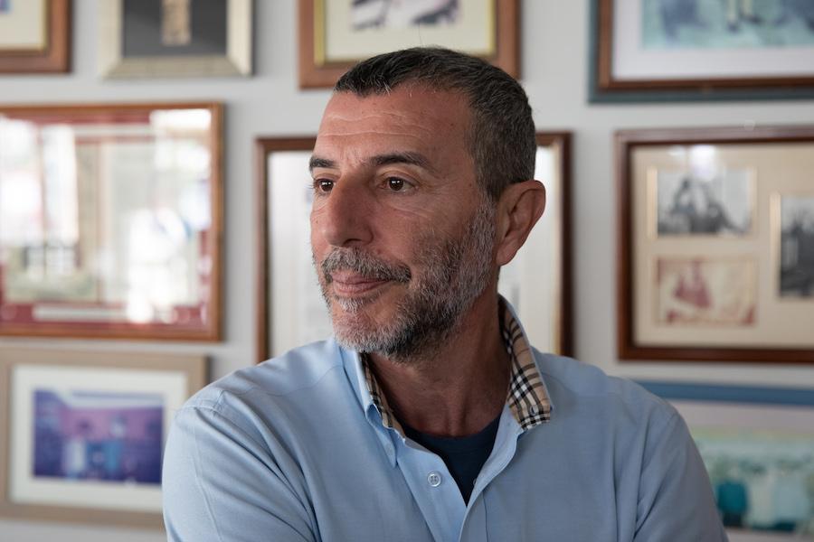 Daniel Tortajada. Horchatería Daniel