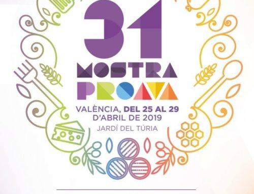 València acoge la 31 Edición de la Mostra Proava