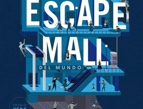 El primer Escape Mall de la historia se celebrará en el Centro Comercial El Saler