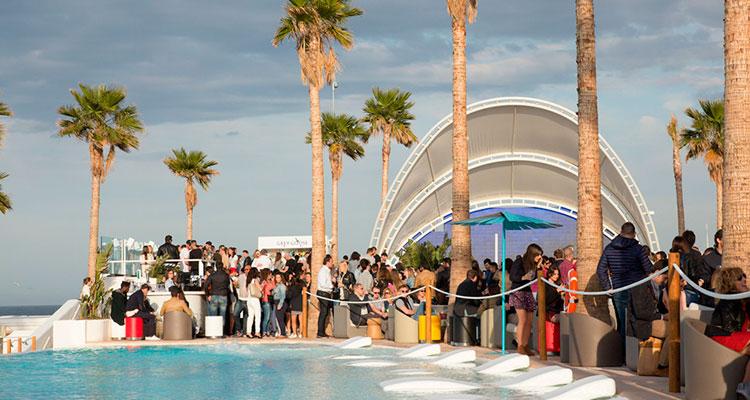 Distrito 10 en Marina Beach Club
