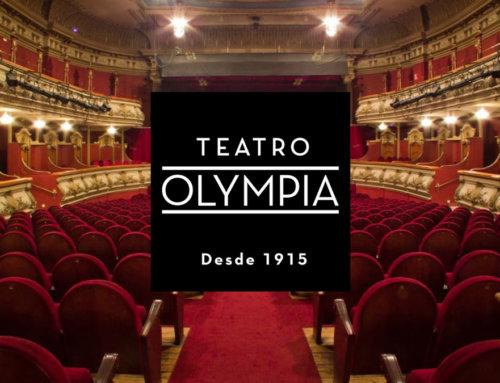 ¡No te quedes sin planes! Teatro Olympia