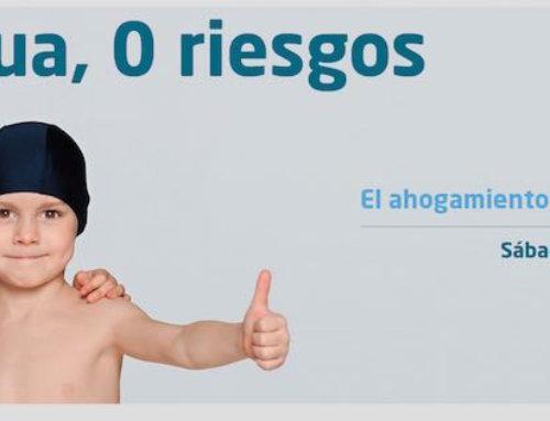 EN EL AGUA, 0 RIESGOS
