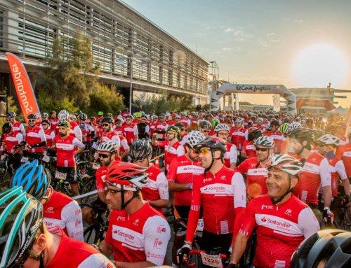 La Gran Fondo Internacional Marcha de ciclismo bate el récord de asistentes