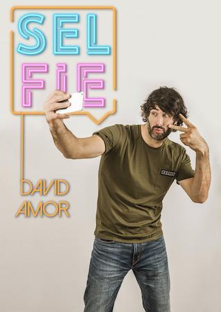 El Actor Y Monologuista David Amor Inaugura El