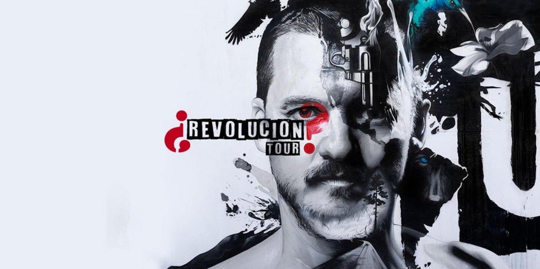 """Coque Malla regresa en otoño con NUEVO DISCO y nueva gira """"Revolución Tour"""""""