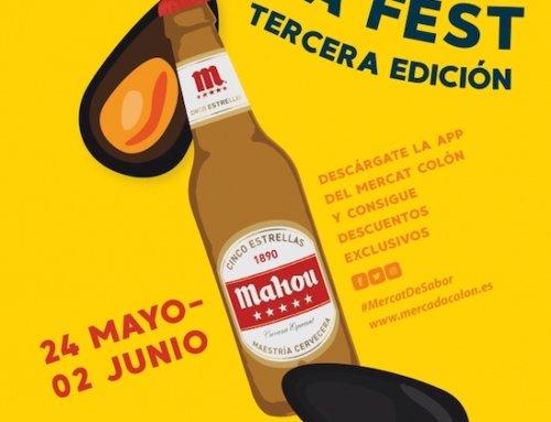 El Mercat Colón presenta el III Clòtxina Fest