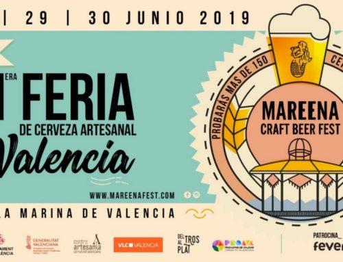 ¿Te gusta la cerveza? Este es tu festival: MAREENA CRAFT BEER FEST