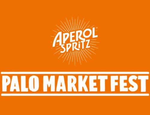 Cartel para esta edición de Palo Market Fest