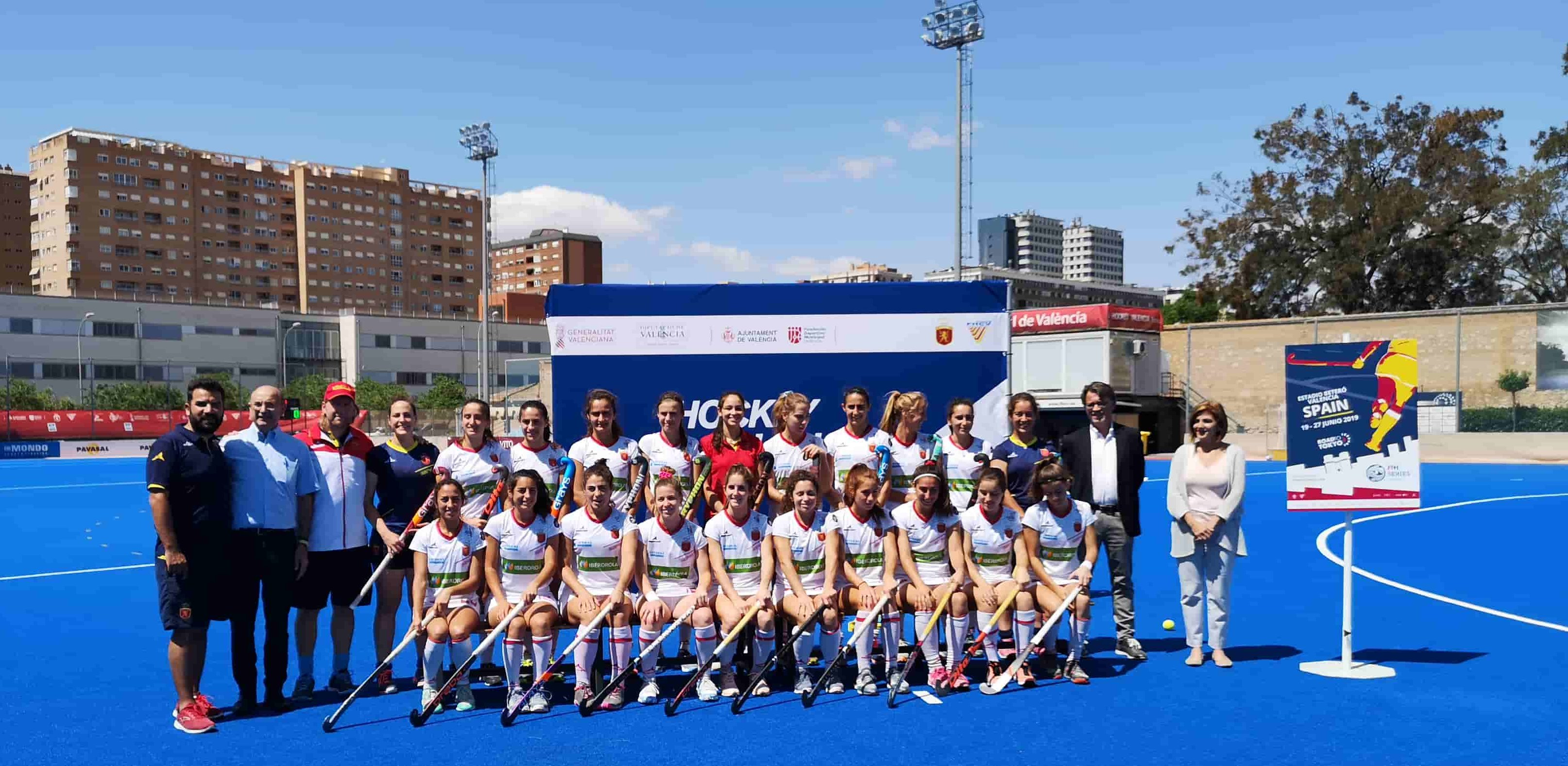 GRAN NOTICIA PARA LA VALÈNCIA HOCKEY SERIES FINAL WOMEN 2019