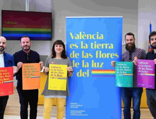 TODOS LOS DETALLES DEL DÍA DEL ORGULLO LTGB 2019 EN VALÈNCIA