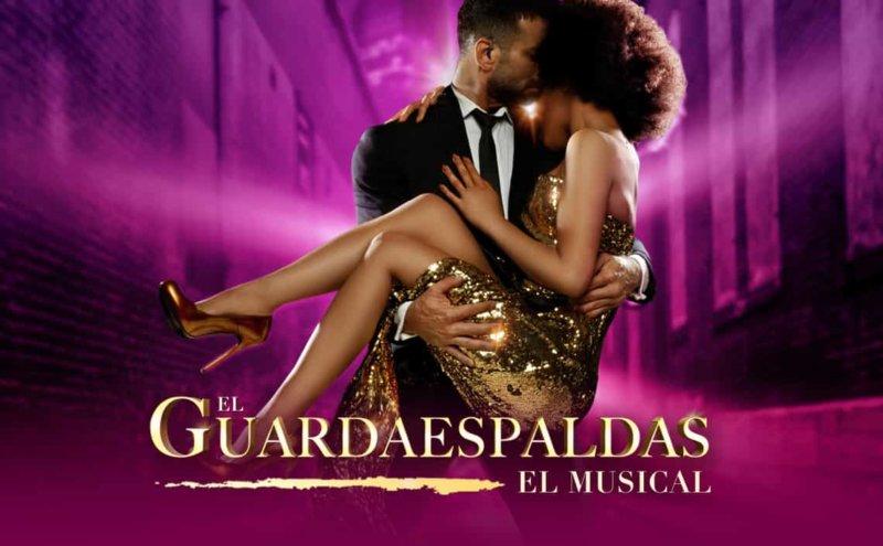 Por fin de gira por España el exitoso y galardonado musical internacional basado en la mítica película,El Guardaespaldas...