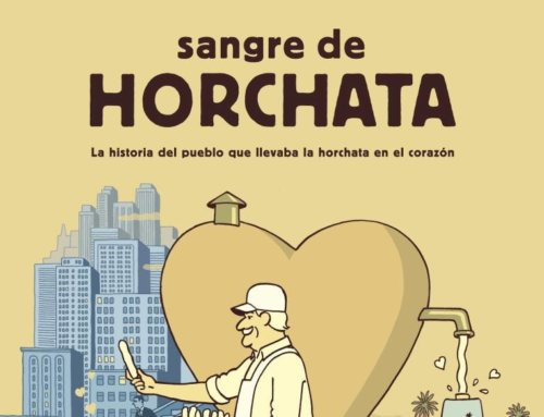 SIÉNTETE ORGULLOSO DE TU SANGRE DE HORCHATA