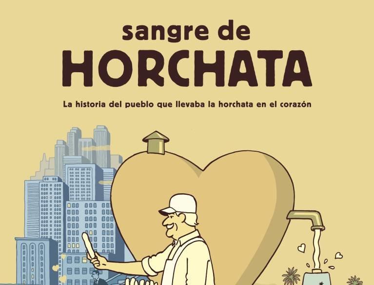 """SIÉNTETE ORGULLOSO DE TU """"SANGRE DE HORCHATA"""""""