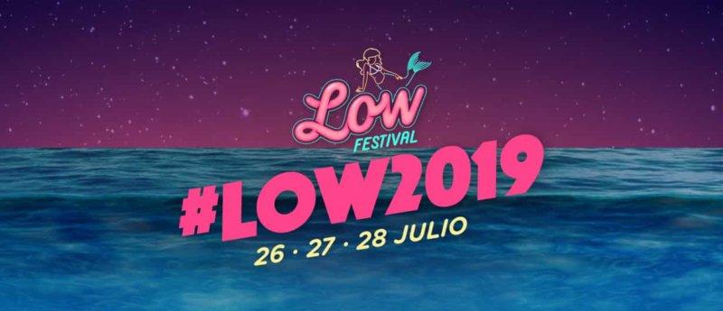EL LOW FESTIVAL Y BENIDORM, COMBINACIÓN PERFECTA PARA JULIO
