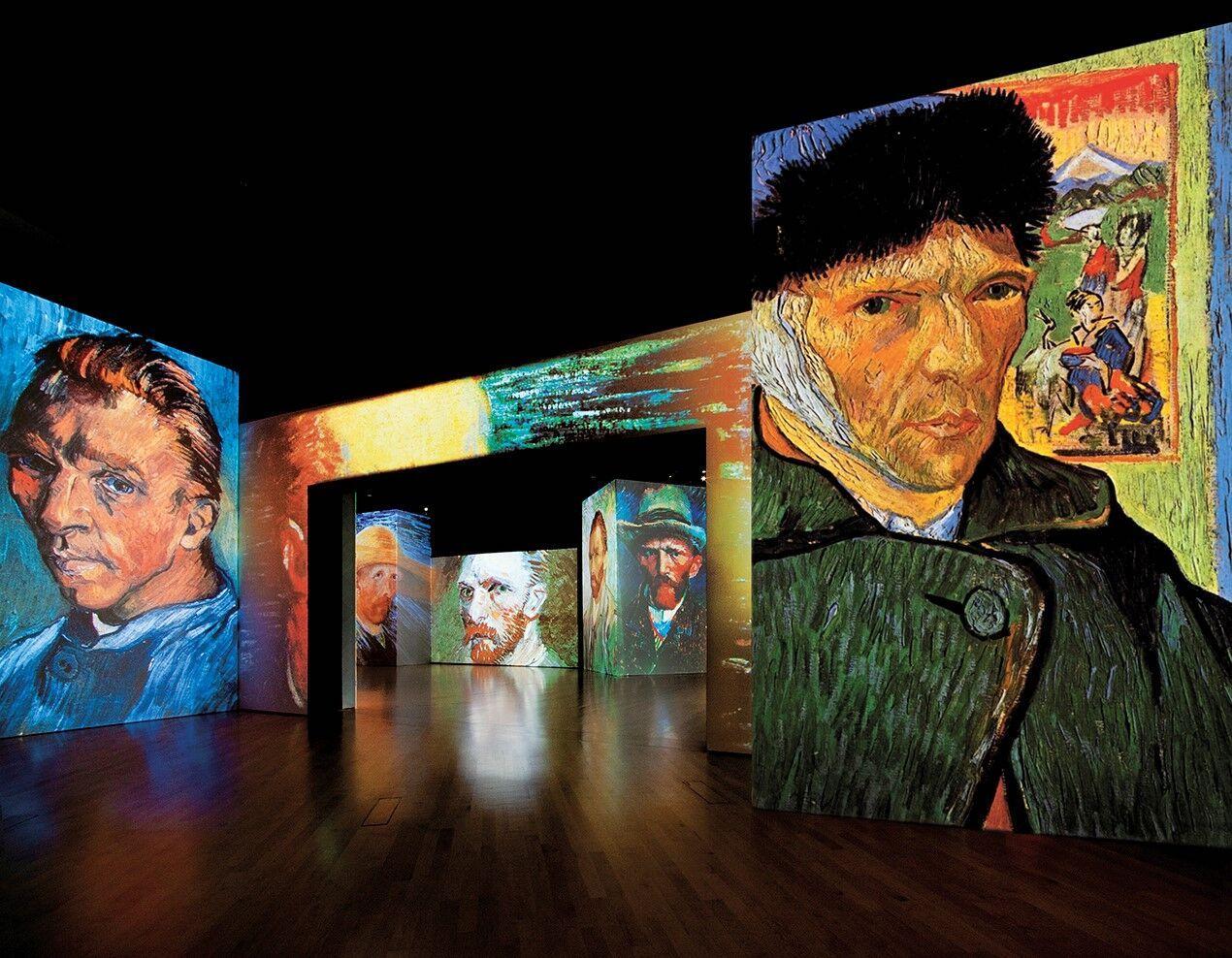La exposición multimedia Van Gogh Alive llega a València