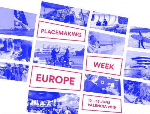 FESTIVAL PLACEMAKING WEEK EUROPE EN LA MARINA DE VALÈNCIA