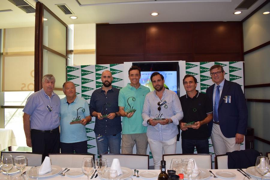 XI Campeonato de Tenis&Padel El Corte Inglés para periodistas