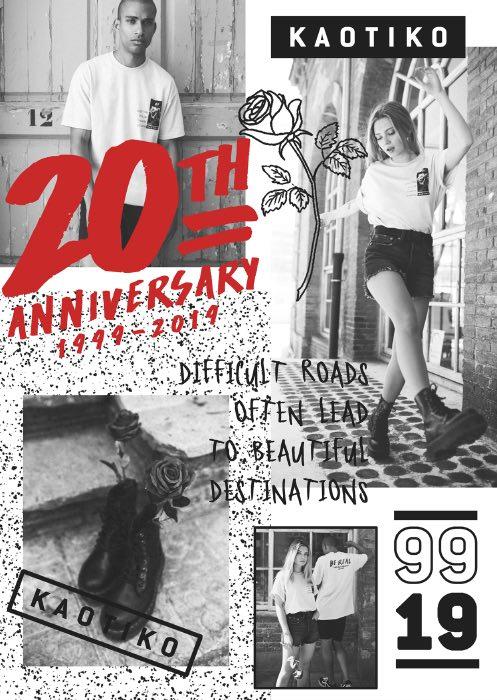Kaotiko: 20 aniversario