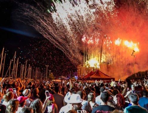 EXITOSO CIERRE DEL FESTIVAL 90S HOMENAJE A LA RUTA