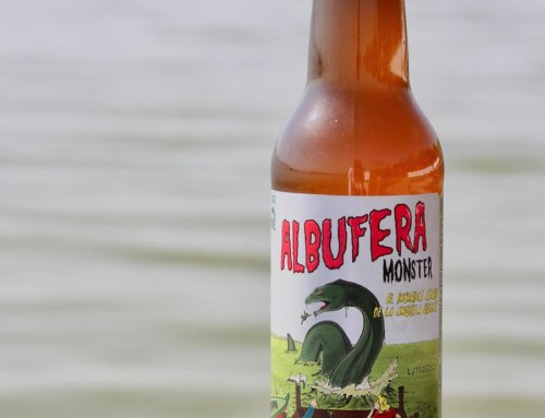 ALBUFERA MONSTER, LA CERVEZA ECOLÓGICA Y VEGANA DE VICENTE GANDÍA