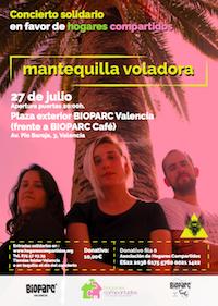 Hogares Compartidos celebra el próximo 27 de julio de 2019 su primer concierto benéfico en favor del programa de acompañamiento psicosocial en viviendas supervisadas para mayores en riesgo de exclusión social.