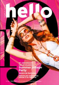 Publicación digital Hello Valencia JULIO #221