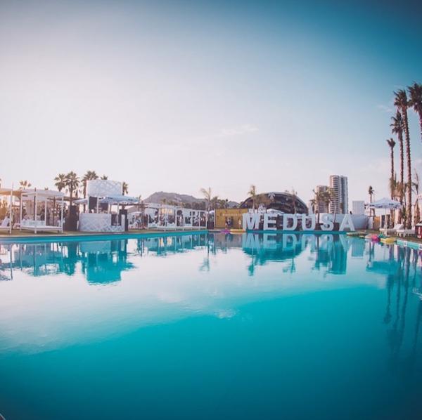 Medusa Beach Club en Cullera
