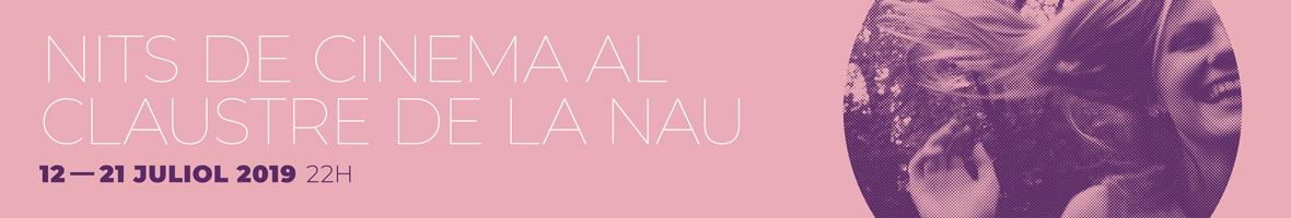 Noches de cine a la Nau