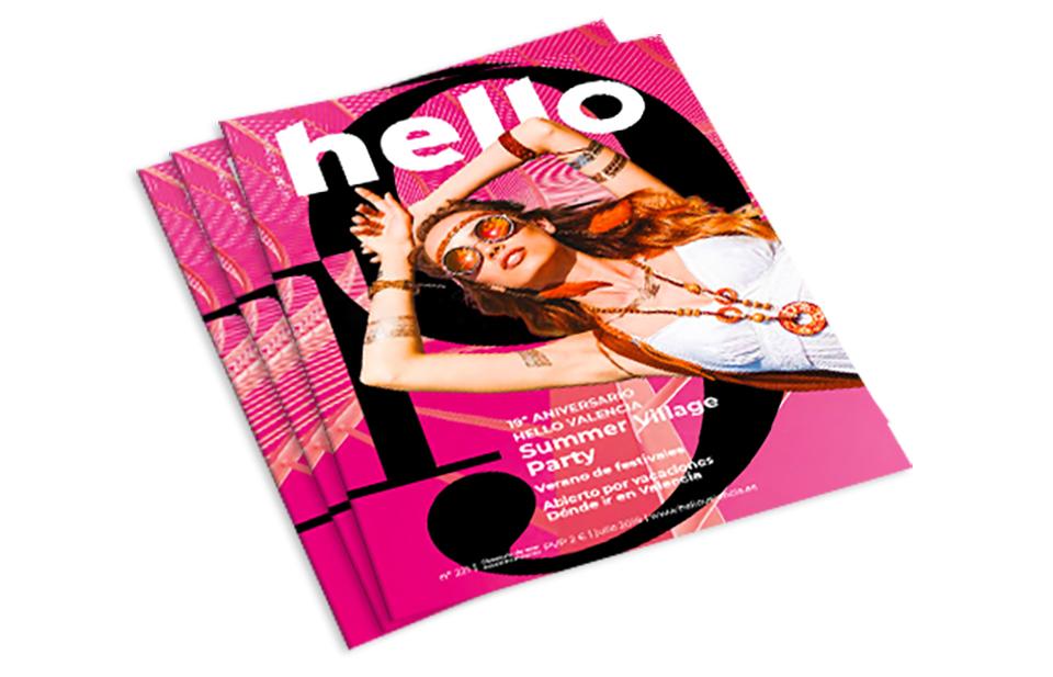 Publicación digital Hello Valencia #221