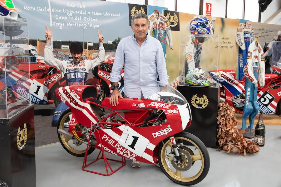 Aspar Gt Legend