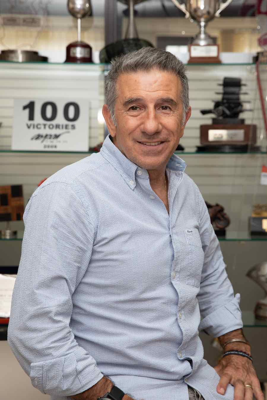Jorge Martínez Team Owner en Aspar Team