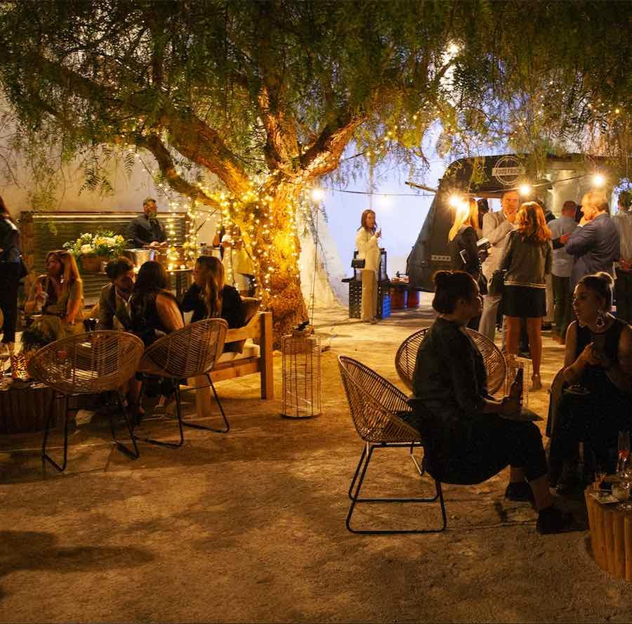 Fiesta presentación Revista Oxxo Wedding 13 en Masía Aldamar