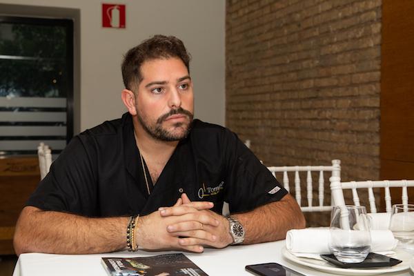 José Tomás Arribas Restaurante Q'Tomas Valencia