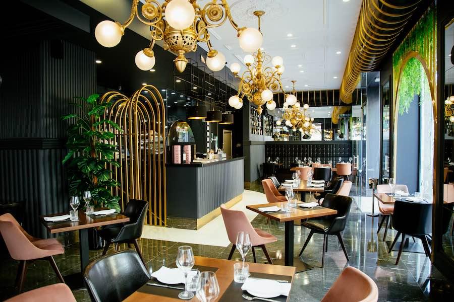 Nabucco es un restaurante es un restaurante de cocina mediterráneo con pinceladas italianas en el centro de la ciudad para comer y cenar