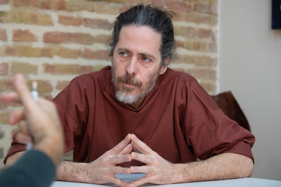 Entrevista Nacho Carbonell en la revista Hello Valencia - Soul