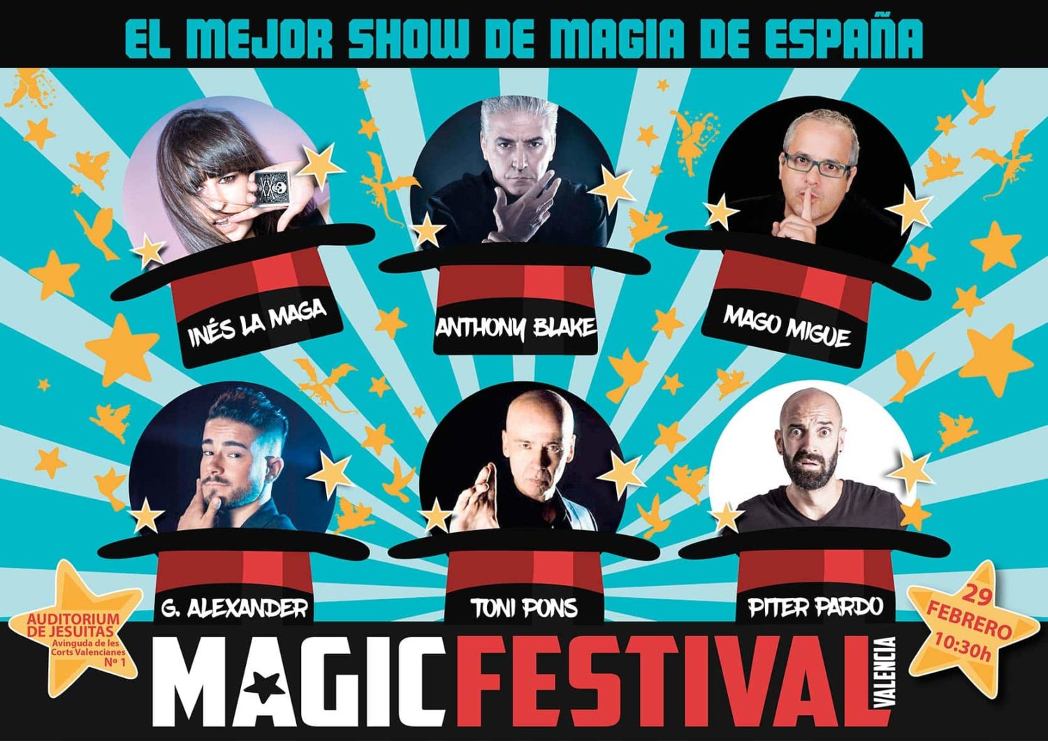 Magic Fest Valencia