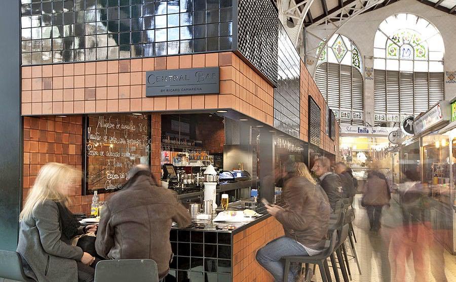 Central Bar, para almorzar en una mañana ideal por Valencia