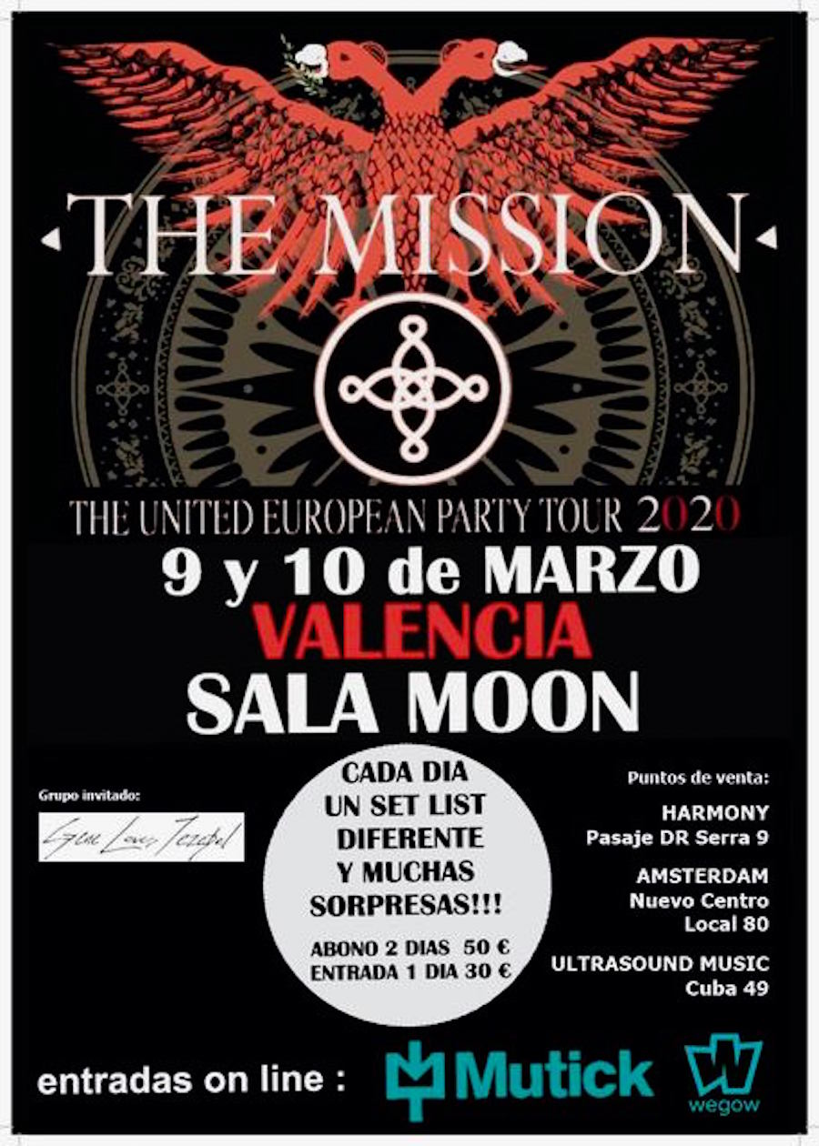 the mission en Valencia