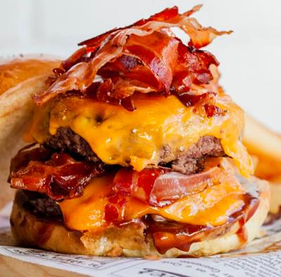 hamburguesa lamburguesa