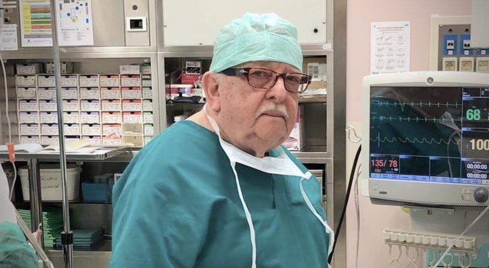 médicos, héroes en la lucha contra el coronavirus, Giampiero Giron
