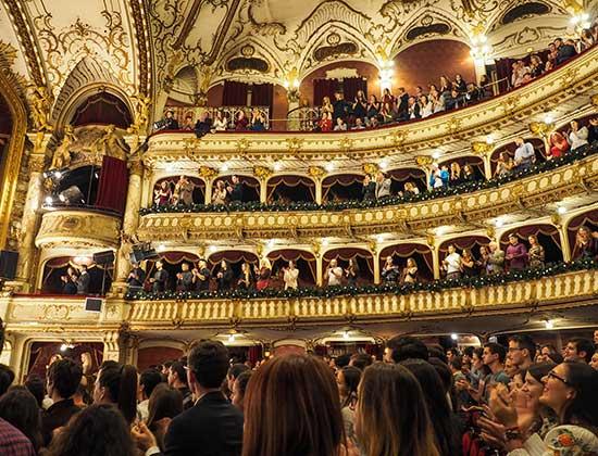 Teatro en casa, The Metropolitan Opera