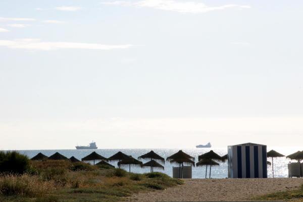 Playas blindadas noche san juan valencia
